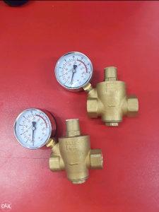 Regulator pritiska vode 3/4 ili 1/2 sa manometrom