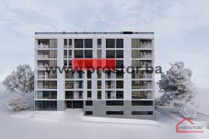 NOVOGRADNJA Skenderija, trosoban 71 m2. AKCIJA -10%