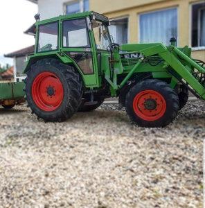 Traktor Fendt duplak