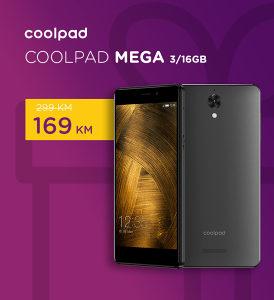 COOLPAD MEGA 3GB/16GB - www.BigBuy.ba
