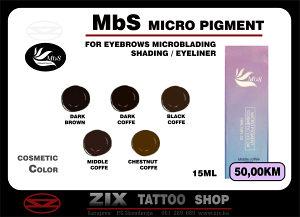 MbS Pigment za Permanent Make Up