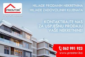 PAŽNJA! Potražnja za nekretninama u Sarajevu!