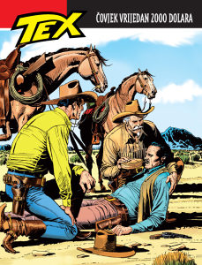 Tex Willer 36 / LIBELLUS