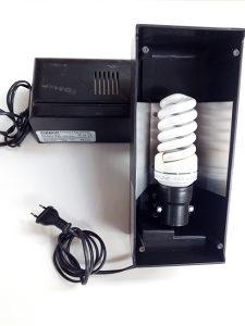 EKOTERA lampa za terarijume sijalica neonka