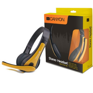 Canyon entry price pc headset CNS-CHSC1BY (7525)