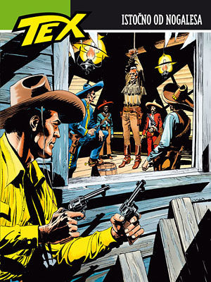 Tex Willer 22 / LIBELLUS
