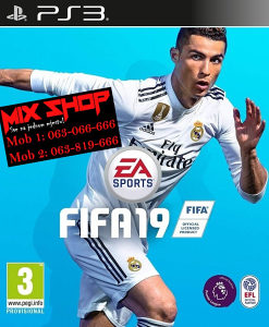 ORIGINAL IGRA FIFA 2019 19 za Playstation 3 PS3 soccer