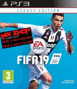 ORIGINAL IGRA FIFA 2019 19 LEGACY za Playstation 3 PS3
