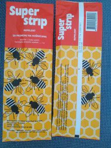 Super Strips letvice protiv varoe