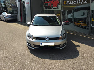 Volkswagen Golf VII 1.6 TDI BlueMotion (105 KS)