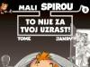 Mali Spirou 9 / STRIP AGENT