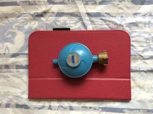 sigurnosni ventil za plin / regler marke RECA