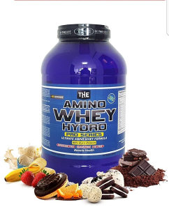 The Amino Whey hydro 3.5kg protein(86%)