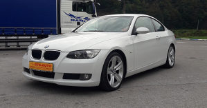 BMW E92 320 D COUPE 2007 G.P