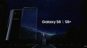 Samsung S8 PLUS  Black