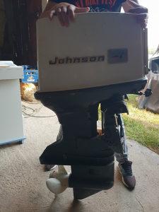 Motor za camac Johnson