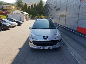 Peugeot 207 1.6 HDI Panorama