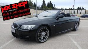 KUPUJEM BMW 3 E93 auto/auta Otkup/Otkupljujem vozila