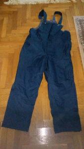Muške radne pantalone naložene