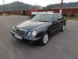 Mercedes w210 E 220 105Kw 2001,Reg 08/2019