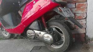 Vespa- skuter