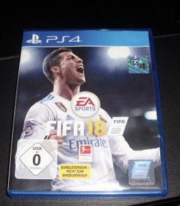 FIFA 2018 za PS4
