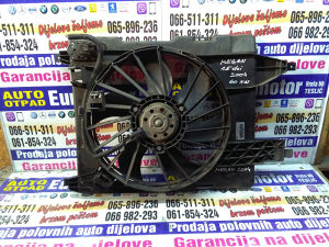 Ventilator Hladnjaka Renault Megan 2 1.5 dci 2004god.