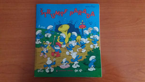 ŠTRUMPF PARADA - album sa sličicama