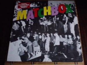 Matchbox  – Matchbox lp