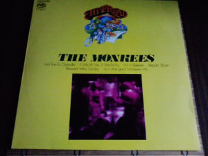 The Monkees ‎– The Monkees lp