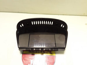 DISPLEJ DISPLAY 6582652327 BMW E61 07-10 183396
