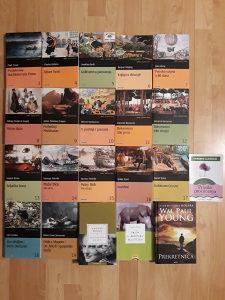21 knjiga u paketu