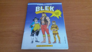 BLEK - album sa sličicama