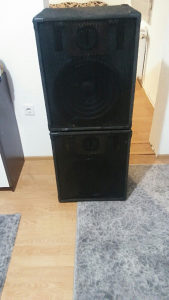 Zvucne kutije 15-ke