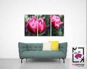 Kanvas slike - Motiv cvijet 12