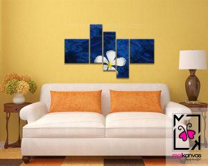 Kanvas slike - Motiv cvijet 16