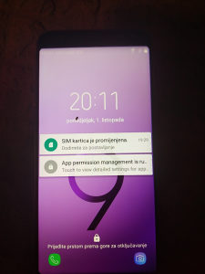 Samsung Galaxy S9+ Clone