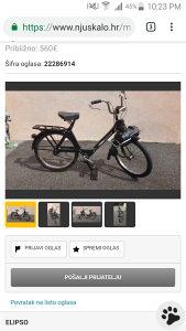 Motor/Biciklo