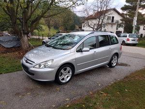 Peugeot 307 2.0 HDi TEK UVEZEN EXTRA