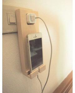 Držač za telefon na punjenju