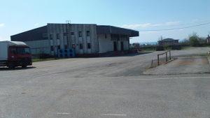 Hladnača 350 t. i skladište u Laktašima