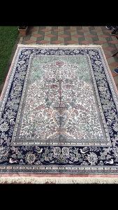 Perzijski tepih cilim svila