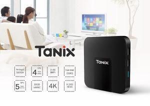 Tanix TX3 Mini TV Box -  2GB RAM + 16GB ROM