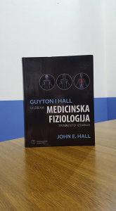 Medicinska fiziologija Guyton i Hall NAJNOVIJE IZDANJE