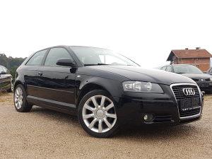 Audi A3 2006 GOD