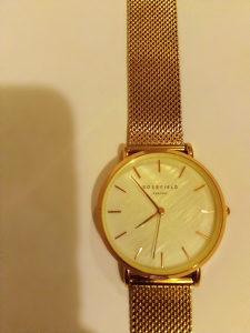 Rosefield ženski sat Gold(Zamjena)