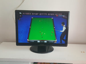 "Hyundai W220T LCD-Monitor 22""HDMI-, DVB-T"