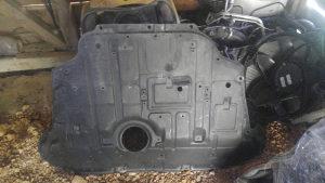 Zastita ispod motora Toyota Rav 4