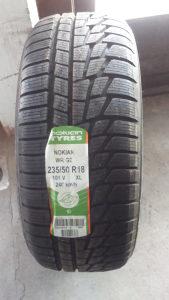 GUME 235/50 R 18 101V NOKIAN WR G2 XL - ZIMSKE