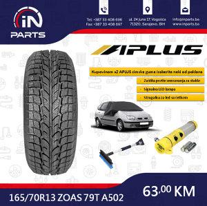 Zimske gume APLUS 165 70 R13 (A502) 165/70R13